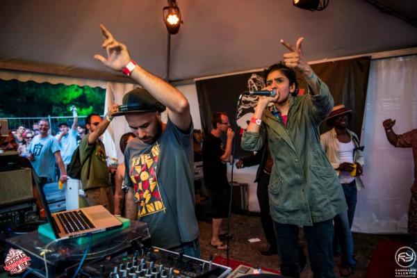 Soom T, Reggae Sun Ska 2015