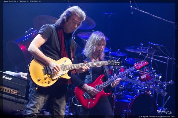 Steve Hackett, Genesis, Olympia, Prog, Live report,