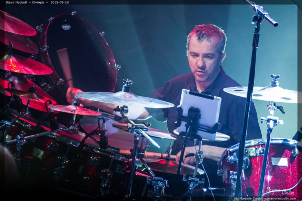 Genesis, Steve Hackett, Prog, Olympia,