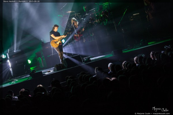 Steve Hackett, Genesis, Prog, Rock, Olympia, Guitar hero,