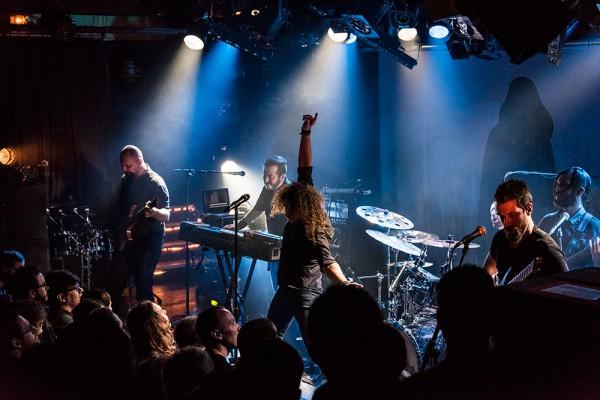 Haken, Prog metal, The mountain, Paris, BTBAM, Coma Ecliptic,