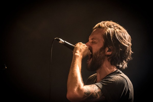 Tommy Rodgers, BTBAM, Live report, Maroquinerie, Between the Buried and Me,