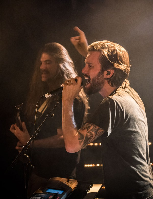 Paul Waggoner, Tommy Rodgers, Thomas Giles, Between the Buried and Me, BTBAM, Coma Ecliptic