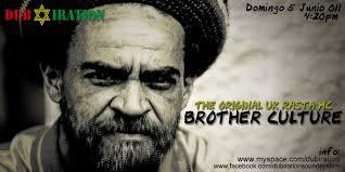 Brother culture, rasta, dub