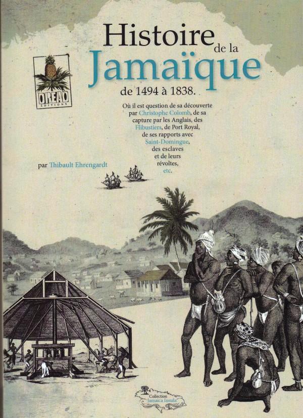La Jamaïque - Thibault Ehrengardt