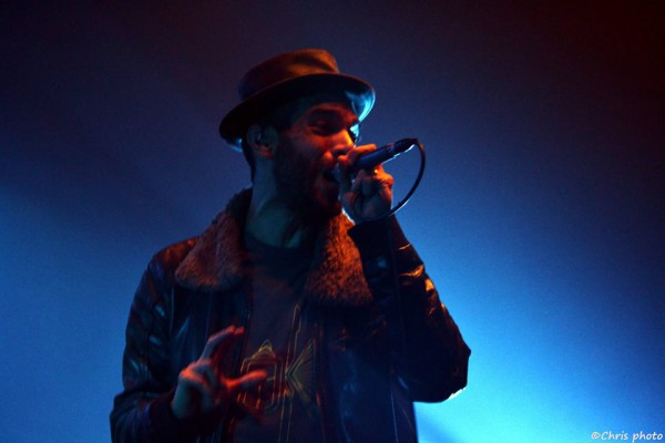 city kay  Live report Clermont Ferrand