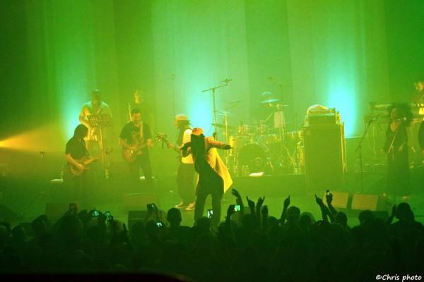 Alpha Blondy Live report Clermont Ferrand