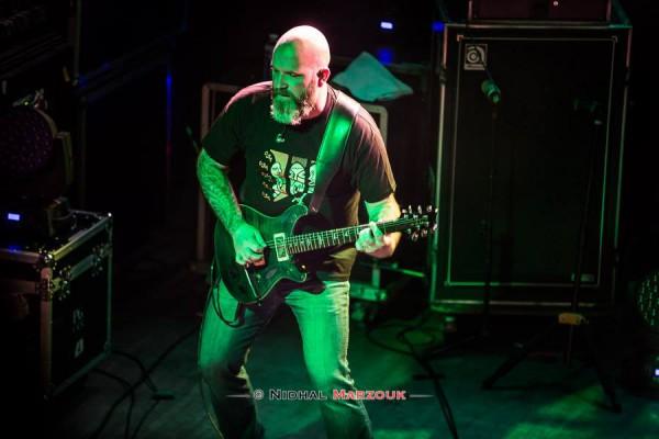 Piotre Grudzinski, Riverside, Death, Guitar, Rock Progressif,