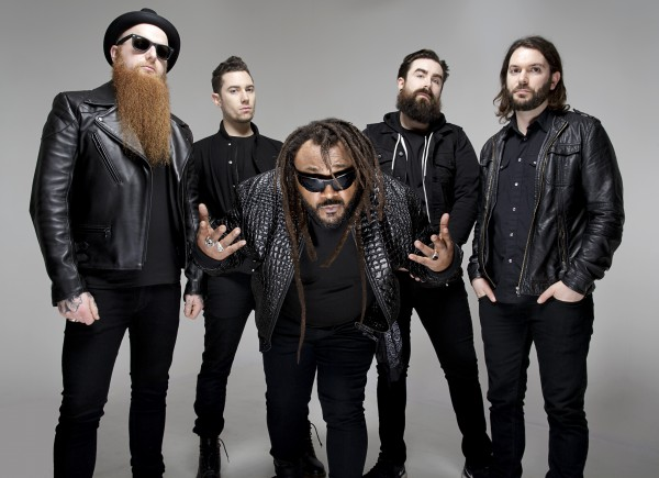 Skindred, 2015, Volume, Benji Webbe, Napalm Records