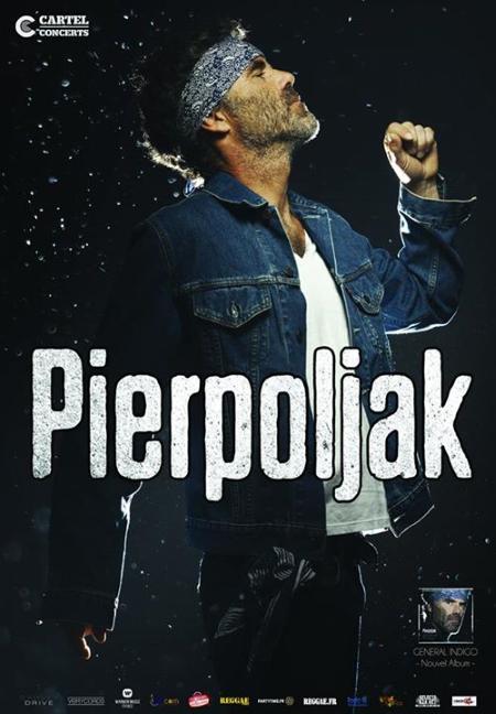 Pierpoljak, concert, Maroquinerie, Paris