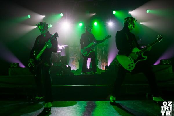 ghost, concert, lyon, ghouls, guitars,2015