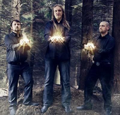 Enochian Theory band pic