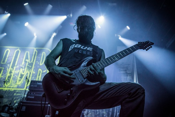 Herod, Deathcrusher tour, Cigale, Paris, Metal,