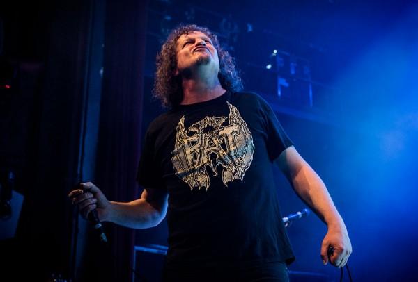 Snake, Voivod, Metal, Cigale, Deathcrusher tour, Paris,
