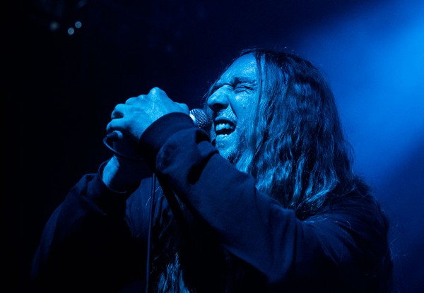 Obituary, Death metal, Deathcrusher tour, Cigale, Paris, European tour,