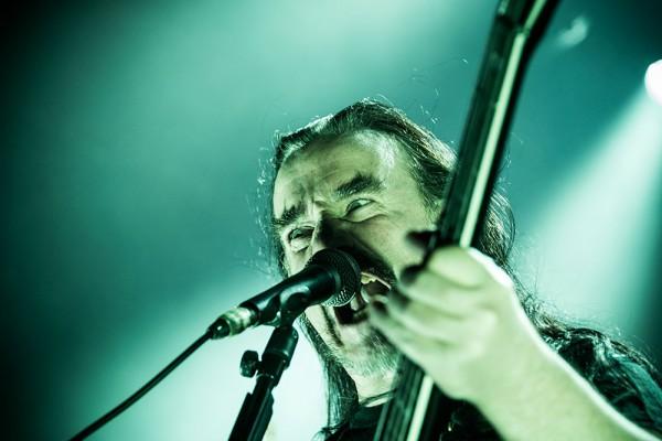Carcass, Jeff Walker, Metal, Death, Cigale, Deathcrusher tour,