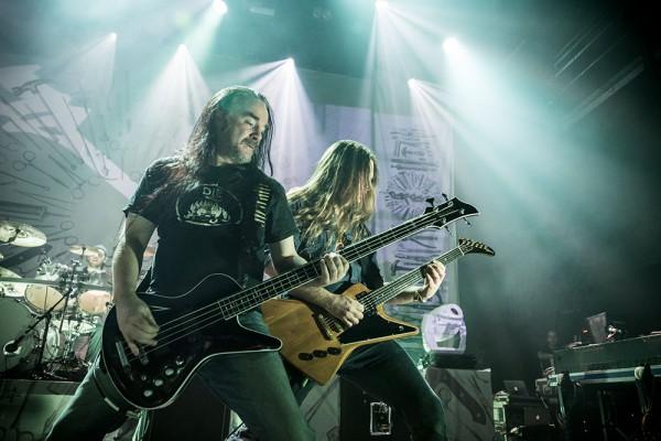 Carcass, Death Metal, Cigale, Paris, Deathcrusher tour,