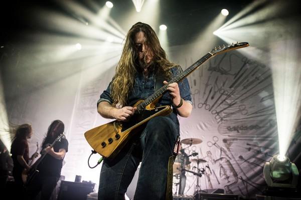 Carcass, Death metal, Deathcrusher tour, Bill Steers,