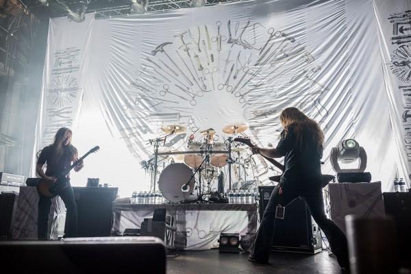 Carcass, Deathcrusher tour, Metal, Death, Cigale, Paris,