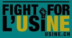 fight for l'usine, genève, lutte, dub massive