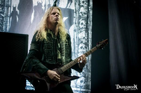 Nightwish arch enemy amorphis au z nith de toulouse for Interieur zenith toulouse