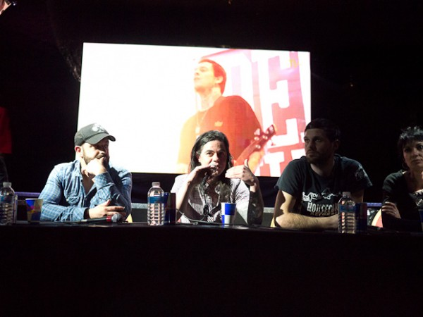 Conférence de presse Hellfest 2012