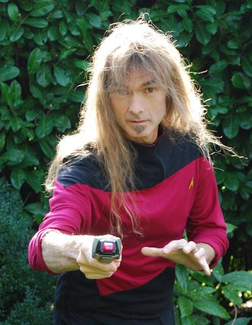 Arjen Anthony Lucassen Star Trek