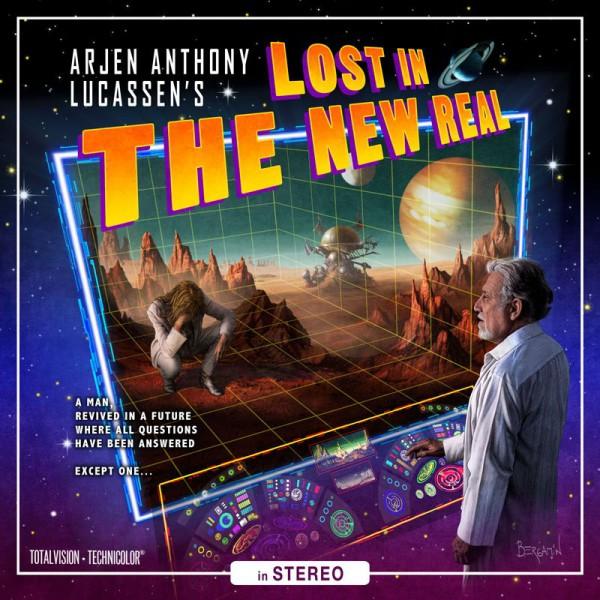 Arjen Anthony Lucassen - Lost in the New Real 2012