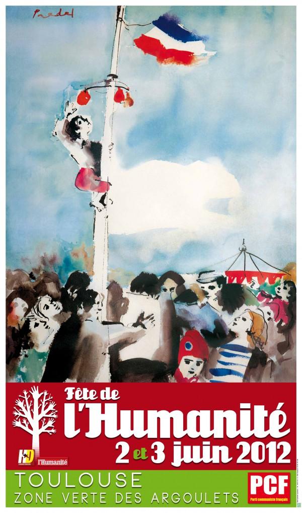 Fête de l'Humanité de Toulouse les 2 et 3 Juin avec La Grosse Radio