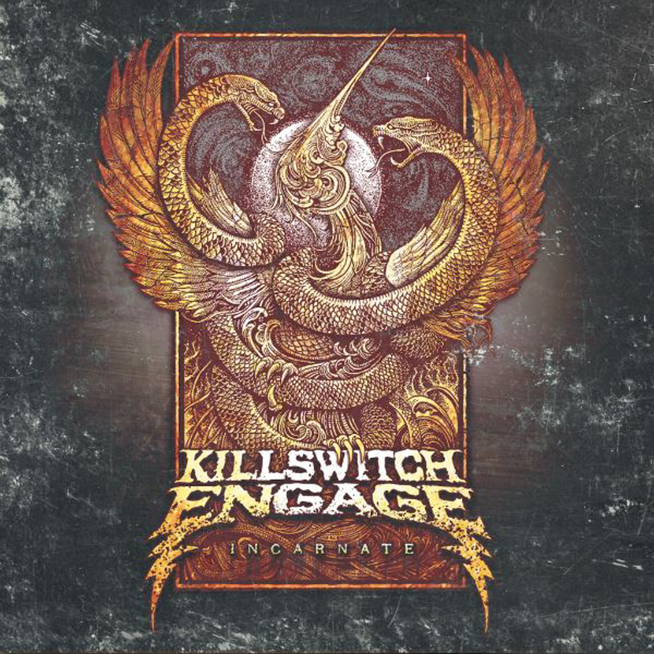 killswsitch engage, incarnate, new album, 2016