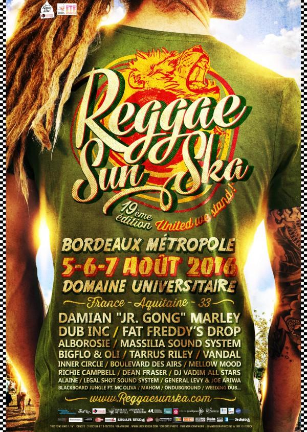 Reggae Sun Ska 2016 Actu La Grosse Radio Reggae