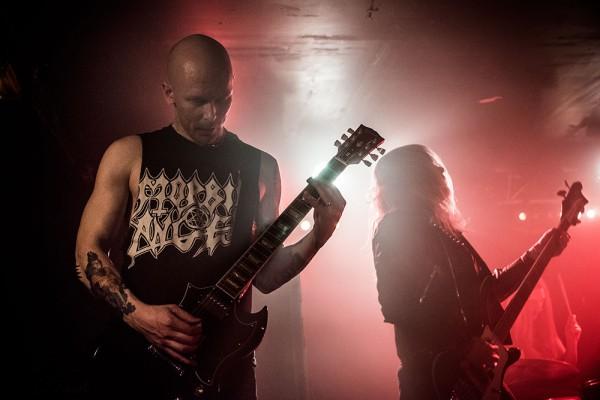 Vampire, Death Metal, Glazart, Tribulation,