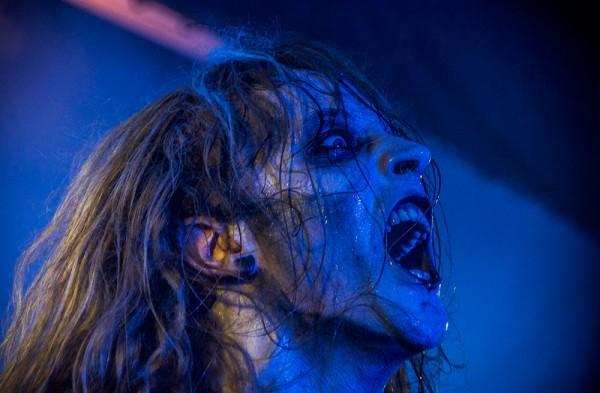 Tribulation, Jonathan Hulten, Sweedish death metal, Adam Zaars, Vampire,