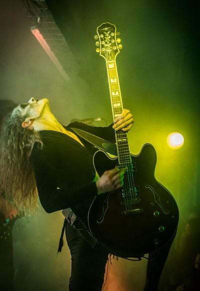 Tribulation, Hulten, Metal, Glazart, Live report,