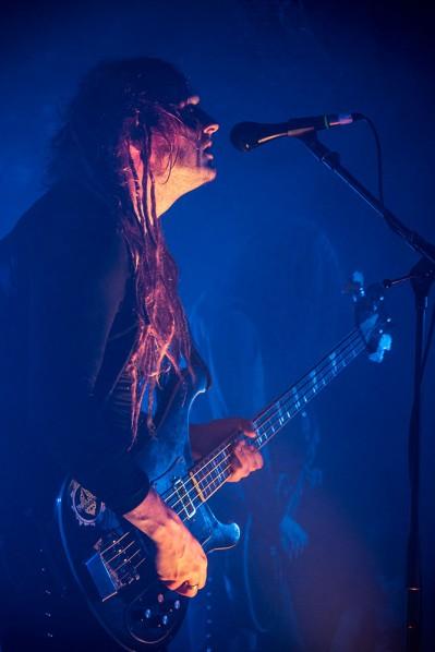 Tribulation, Johanness Andersson, Metal, Glazart, Live,