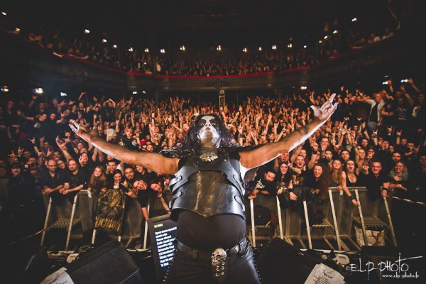 Abbath, 2016, paris, live report, season of mist, lyrics, Immortal, la cigale,