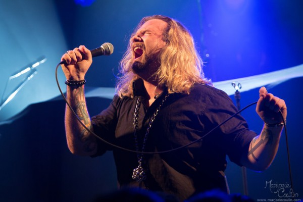 Nathan James, Inglorious, TransSiberian Orchestra, Winery Dogs,
