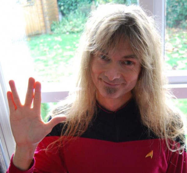 Arjen Anthony Lucassen Star Trek