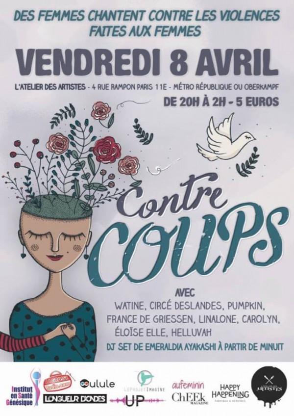 concert, Atelier des Artistes, France De Griessen, Watine