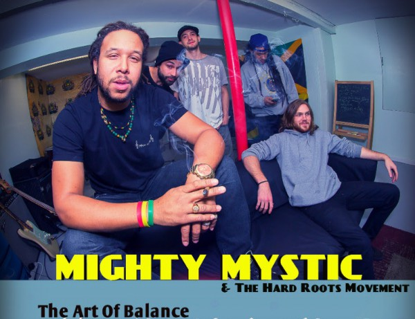 mighty mystic, backing band, boston
