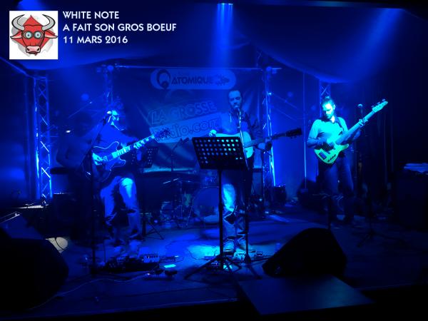 white note, la grosse radio, le gros boeuf, mallis