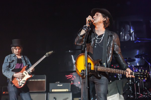 Pete Doherty, Carl Barat, Olympia, Paris