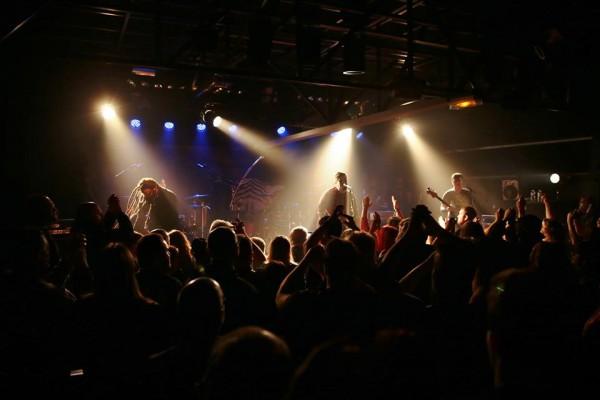 bukowski, chez paulette, concert, public, live report