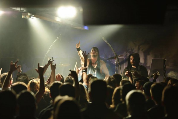dagoba, chez paulette, concert, 2016, live report