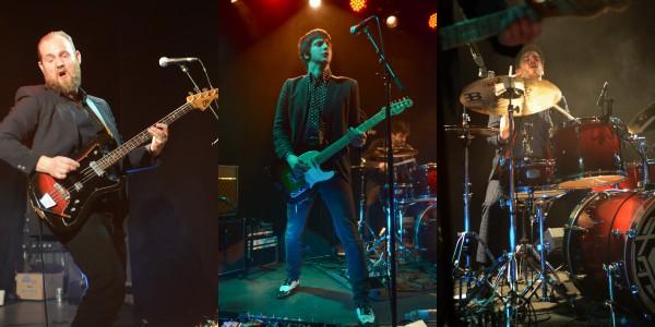Fuzzy Vox trio