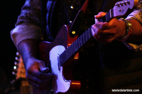blues, hey joe, guitare, violon, Otis Taylor, Anne Harris