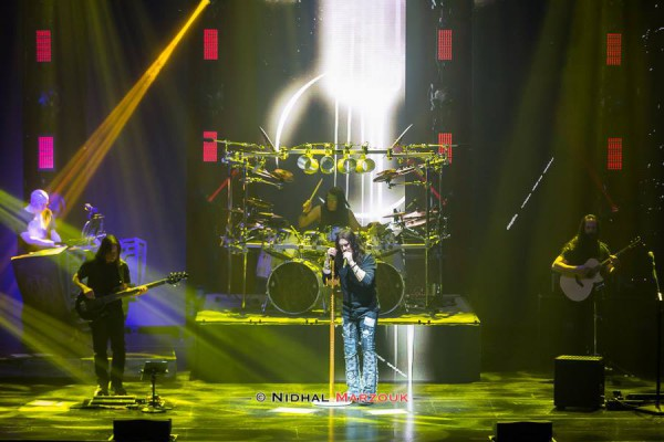 Dream Theater, Palais des Congrès, Astonishing, Live, Petrucci,
