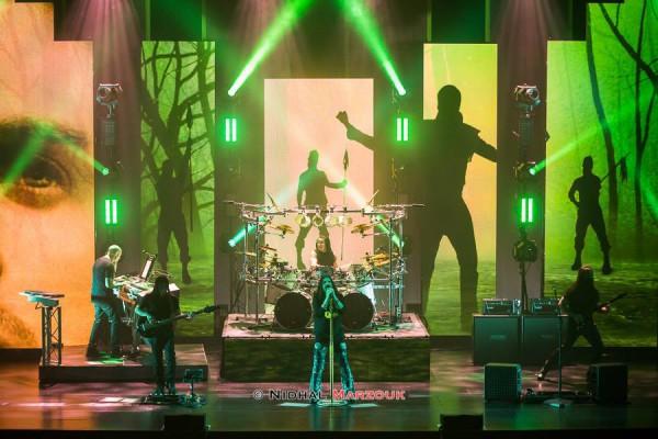 Dream Theater, Astonishing, Labrie, Live, Palais des Congrès,