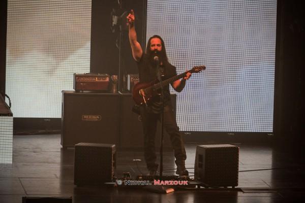 Dream Theater, Petrucci, John, Guitar hero, Palais des Congrès,