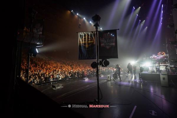 Dream Theater, Palais des congrès, Live report, Astonishing live,